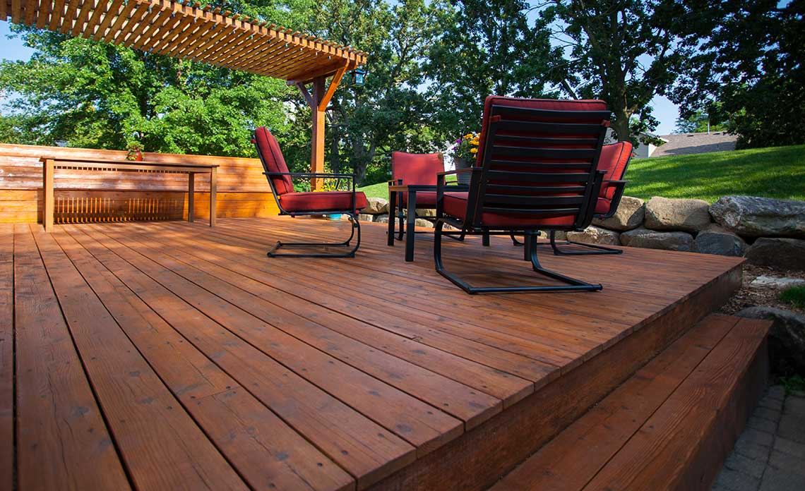 11 Keys To Staining Your Deck Like A Pro Saversystems
