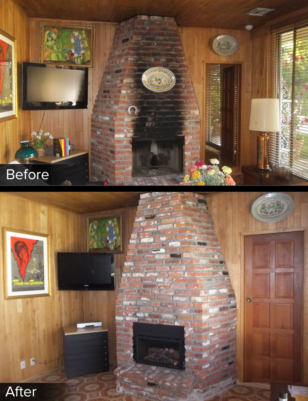 Chimneyrx Paint N Peel Fireplace Cleaner Saversystems